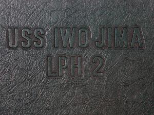 USS Iwo Jima Cover Detail